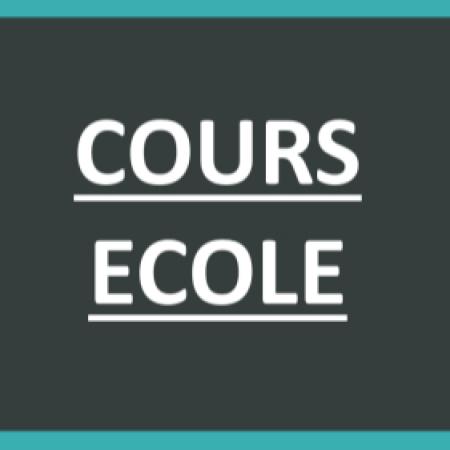 COURS ECOLE MOTO 2H00 5/15ANS